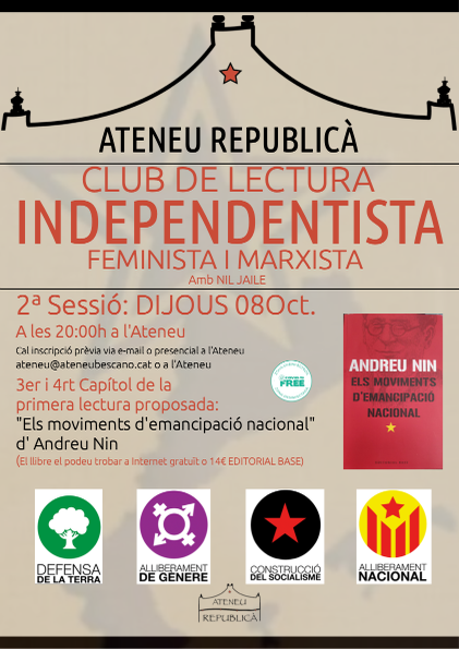 Club de Lectura Independentista